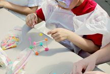 Shael science party ideas / by Chantal Wilson