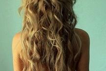 hair and beauty / by Leah Burkhiser