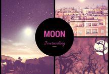 Moon journalling / Journal prompts / by Lyn Thurman