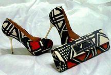 Kitenge Look / by Judy Wangari Ongowo