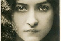 Maude Fealy / American stage and silent film actress, born 1883, died 1971. / by Monica Borg