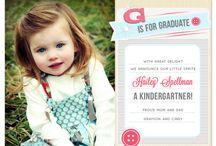 Graduation Announcements / by Lauren Laman