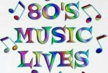 "'1980s Music Stuff / The  '1980s, as Tina Turner sung ""Simply the best, better than all the rest"" A great decade to be a teenager! / by P Wolsey"