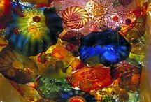 ♥ CHIHULY ART GLASS / by Sharon Richardson
