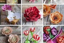 Flores / by Ma del Rosario Guadarrama Archundia