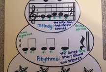 Music classroom / by Katie Mayfield