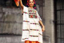 trajes regionales mexicanos / by Clementina Campos