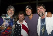 Country music / God family and country / by Rene Whitten