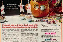 Halloween Ads, Books, and Magazines / by Kari Badley-Degroot