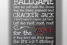 Tigers!! / by Courtney Miller