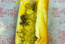 Philly Cheese Steak Shops /   / by Let's eat with Alicia