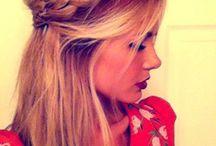 Hair and makeup / by Hannah Poenisch