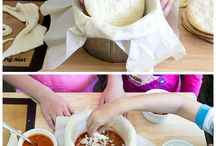 Pizza Cake / I'm on a quest to create a low calorie Pizza Cake!  Hope these recipes inspire me! / by Leslie Loves Veggies