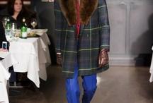Moschino Uomo F/W 13-14 fashion show / by Moschino
