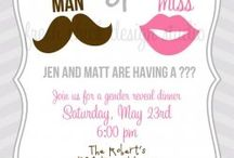 Gender Reveal Party / by Claire Samosky