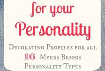 Personality / by Daiquiri Fouch