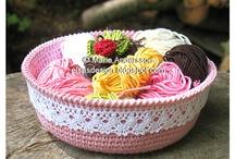 crochet and knit / by Deb Engemann