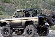 Vintage Bronco / by R3 III