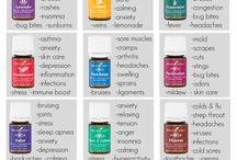 Essential oils / by Melissa DeShon