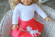 American Girl Doll Stuff / by Emily