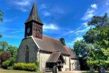 Churches / by Dawn Davis