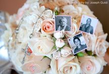 BLUSHING bride / blushing bride...the wedding was washed in cremes and pale pinks...San Diego skyline as the perfect backdrop / by Embellishmint Floral + Event Design Studio