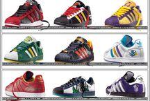 Adidas Sperstar / by Pepe Comosea