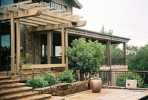 Napa Style: Home & Garden / We're lucky enough to be in Napa Valley and love being surrounded by its comforting, rustic charm. / by Honig Vineyard & Winery