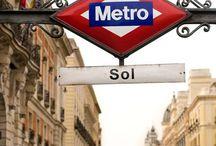 metros del mundo / by Piedad Castillo