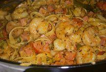 Cajun recipes / by Sharon Vance