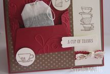 Stampin' Up- crafty / by Dia Mermer