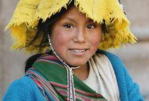 Peruvian Faces / by Embassy of Peru