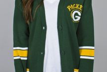 Packers!!!! / by Abigail Franseen