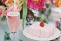 Pink Inspiration from Sarah Park Events & Laura Gordon Photography / by Laura Hooper