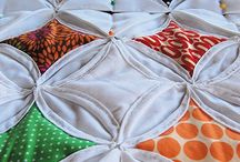 Quilts / I know some basic sewing - I am going to make quilts soon! / by Jasmine Kozlik