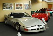 Sweet Rides / by Corvette Museum