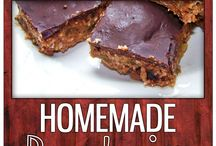Recipes//Make Instead of Buy  / by Maggie