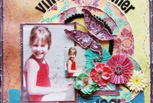 Scrapbooking / by Wendy Thompson