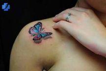 Tattoos / by Shyanna Henderson