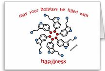 Holiday Gift Guide / Looking for a chemistry-themed gift? You've found it here! / by ACS ChemClubs