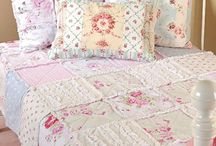 Cover me with Quilts!! / I love handmade Quilts / by Annette Kessler