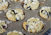 Yummy Breakfast Muffins / by Frances Miley