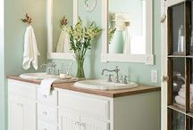 Rooms: Master Bathroom / by Christina {The Frugal Homemaker}