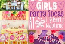 BIRTHDAY PARTY IDEAS / by Rosa Pizonero