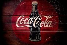 Coca-Cola / by Chandra Pelt
