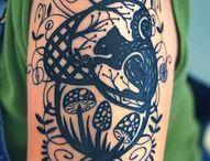 Tattoos / by Kate Brodock
