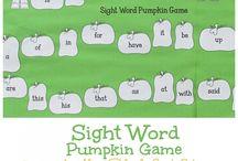 October - 1st Grade / by Cheryl Farquharson