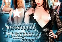 Sexual Healing / SEXUAL HEALING from #DigitalPlayground available now on DVD/Blu-Ray. Featured Performers: Stoya, Dani Jensen,  Dillion Harper & Jynx Maze / by Digital Playground