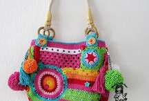 (Not only) Crochet bags & purses / This is fabulous world of crochet bags. I love them all :-) / by Vendula Maderska