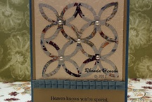 stamped cards / by Kim Winfree